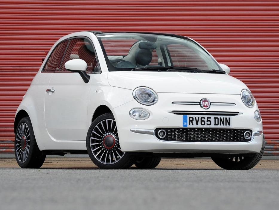 Fiat 500C 2016 0.9 Turbo TwinAir 105CV Lounge - 0