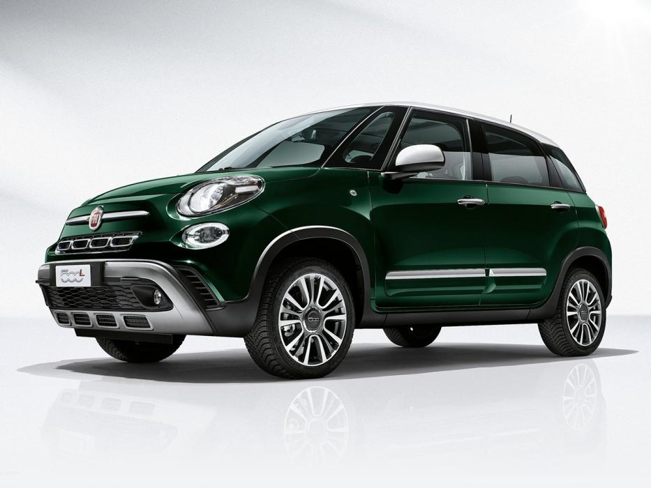 Fiat 500L Cross 2017 1.6 Multijet 120CV - 0