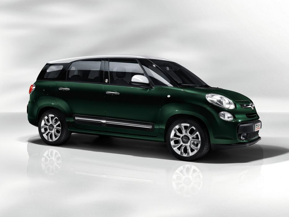 Fiat 500L Living 2013 1.3 MultiJet 85CV Pop Star - 0