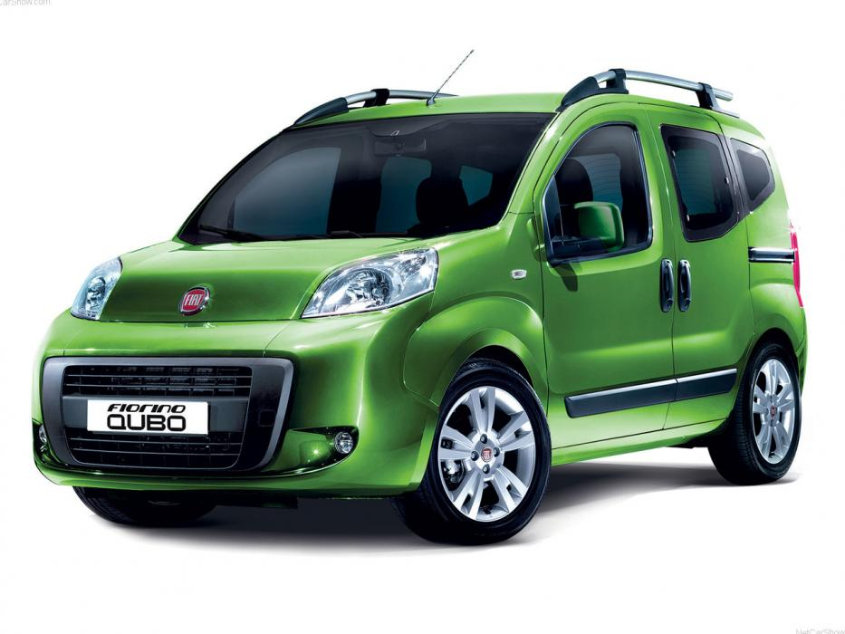 Fiat Qubo 2012 1.4 Fire 77CV Active  - 0