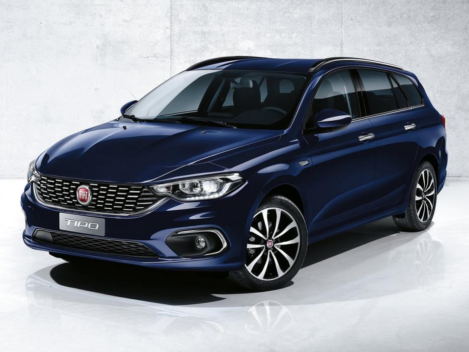 Fiat Tipo Station Wagon 2016 1.6 Multijet 120CV S-Design - 0