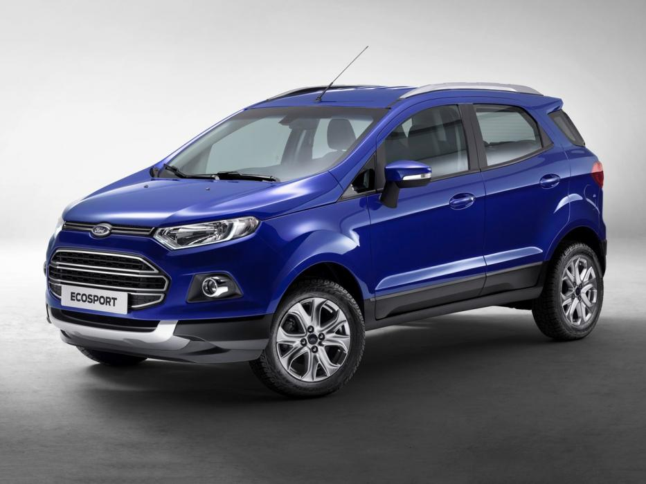 Ford EcoSport 2013 1.5 TI-VCT 112CV Trend - 0