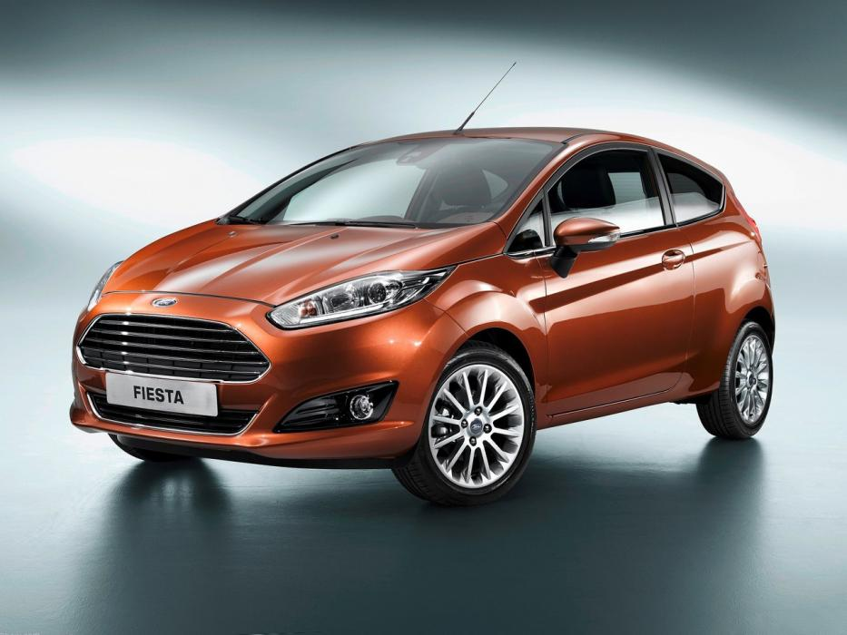 Ford Fiesta 3P 2008 1.0 EcoBoost 100CV Trend - 0