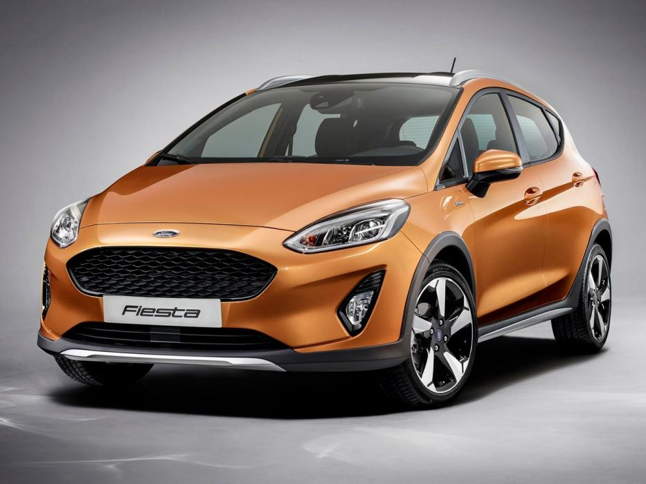 Ford Fiesta Active 2018 1.0 EcoBoost 125CV Active+ - 0