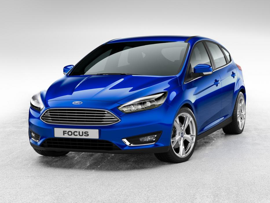 Ford Focus 5P 2017 1.0 EcoBoost 125CV PowerShift Trend+ - 0