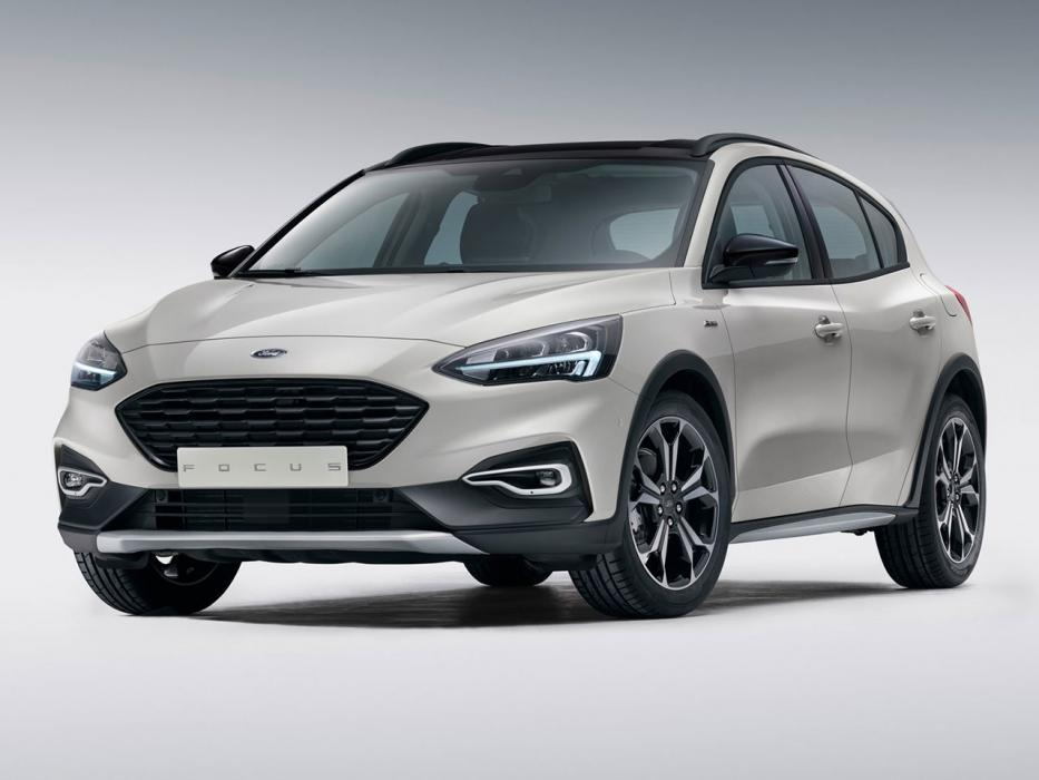 Ford Focus Active 2018 - 0