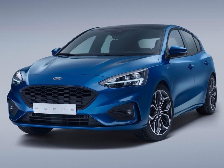 Ford Focus 2018 1.0 EcoBoost 125CV Trend Edition - 0