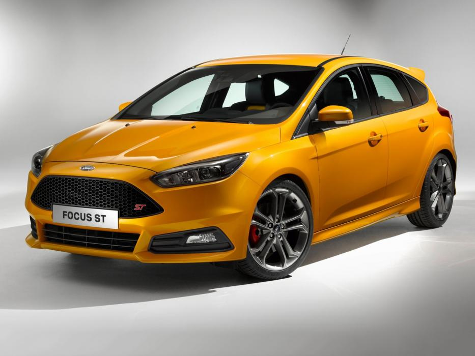Ford Focus ST 2012 2.0 TDCi 185CV ST Sportbreak - 0