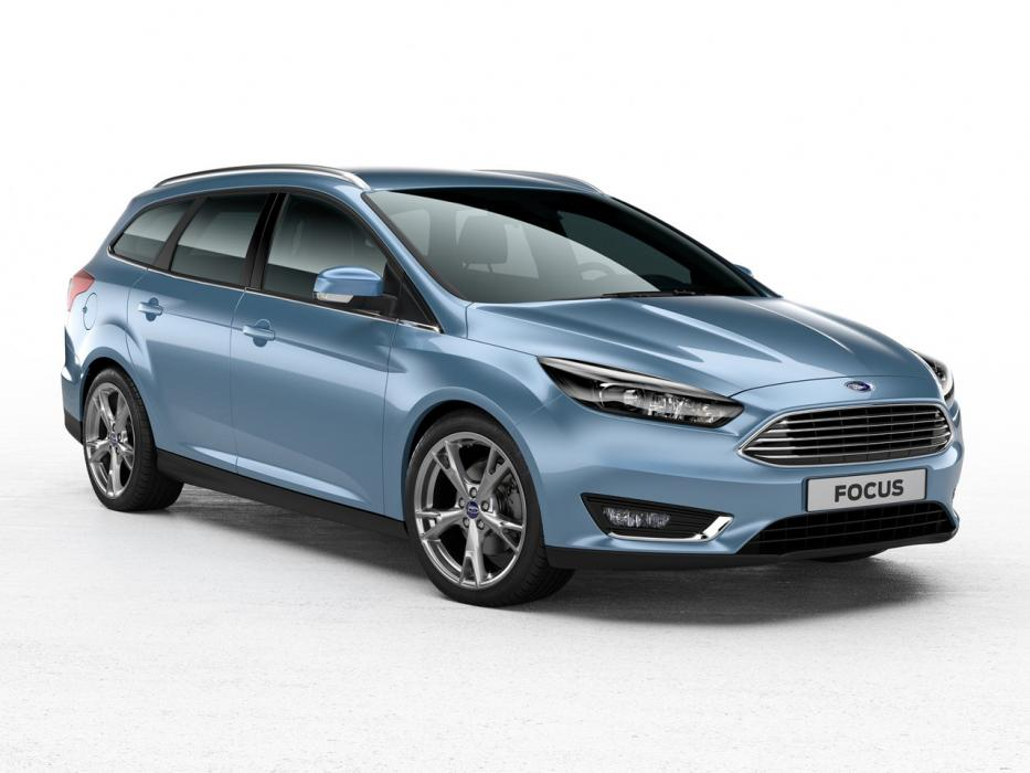 Ford Focus Sportbreak 2017 1.5 TDCi 120CV Titanium - 0