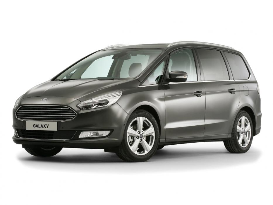 Ford Galaxy 2015 2.0 TDCI BiTurbo 210CV PowerShift Titanium - 0