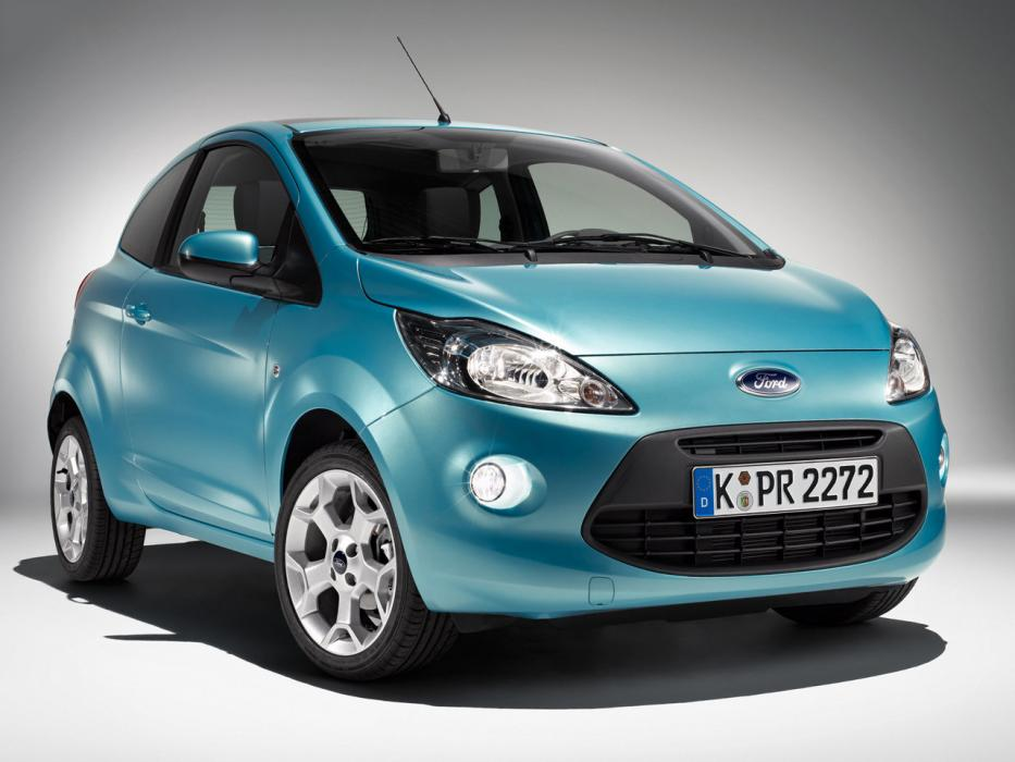 Ford Ka 2009 1.2 Duratec Urban - 0