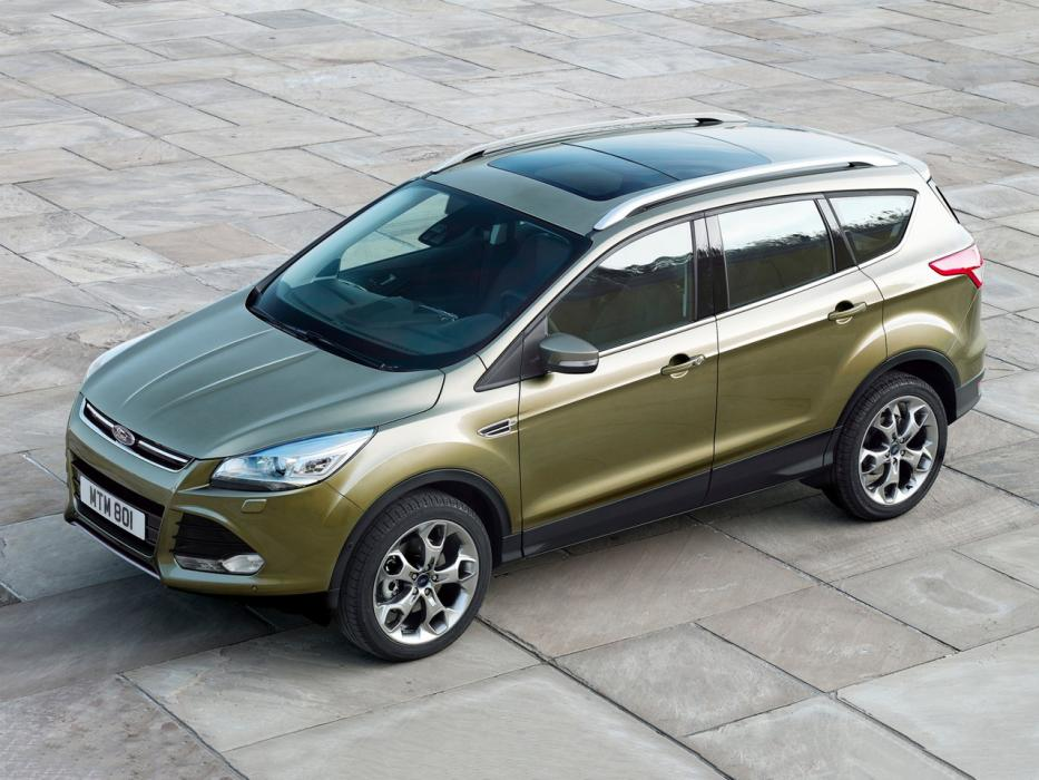 Ford Kuga 2013 1.6 EcoBoost 150CV 4X2 Trend - 0