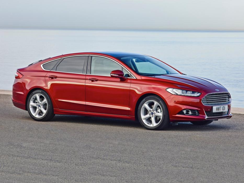 Ford Mondeo Berlina 2012 2.0 TDCI 150CV PowerShift Trend - 0