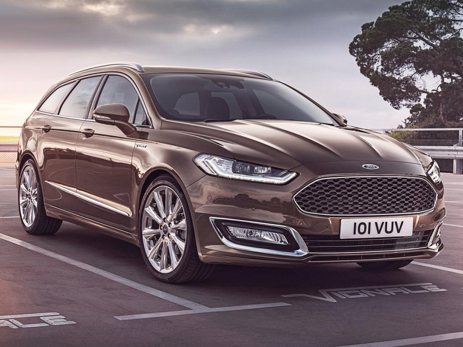 Ford Mondeo Vignale SportBreak 2012 2.0 EcoBoost 240CV PowerShift - 0