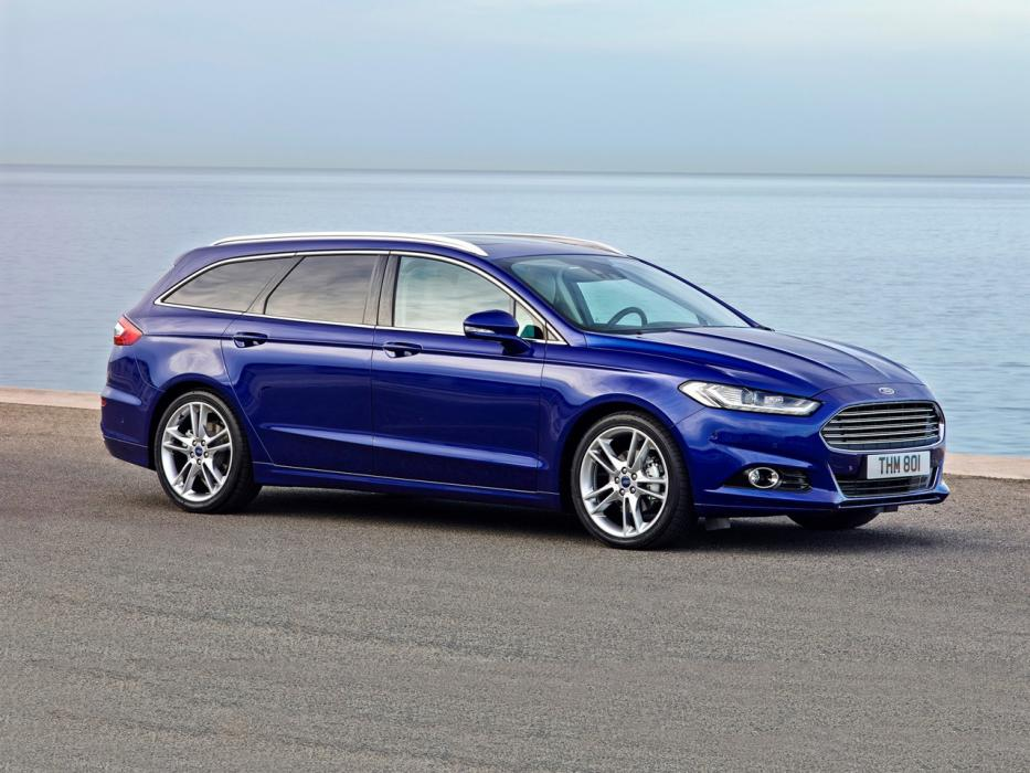 Ford Mondeo SportBreak 2017 2.0 TDCi 180CV AWD PowerShift ST-Line - 0