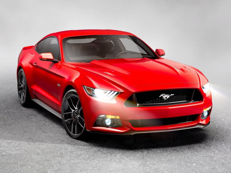 Ford Mustang Fastback 2015 2.3 EcoBoost 314CV Automático - 0