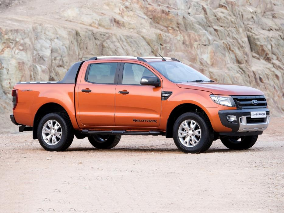 Ford Ranger 2012 3.2TDCI 4X4 DOBLE CABINA XLT WILDTRACK AUTO - 0