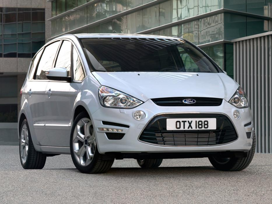 Ford S-Max 2011 2.0 Duratorq TDCi 140CV Limited Edition - 0
