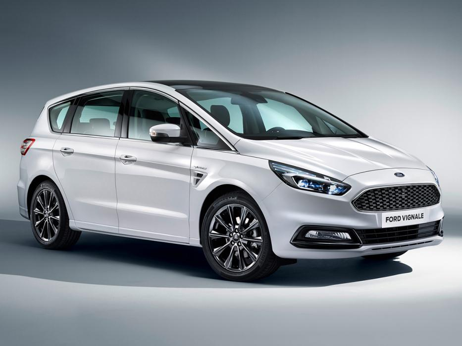 Ford S-Max Vignale 2016 2.0 EcoBoost 240CV PowerShift - 0