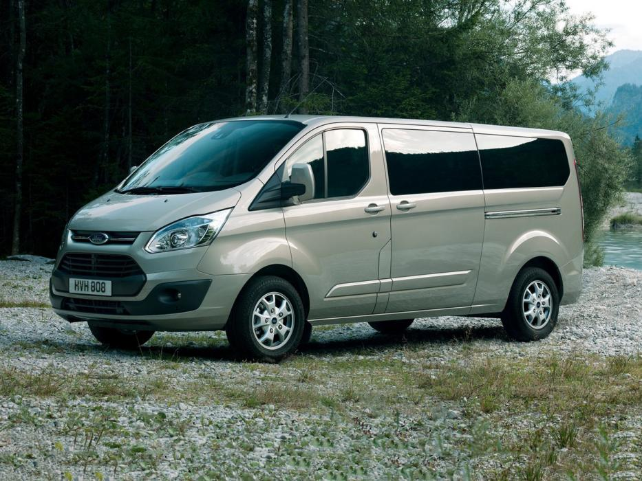 Ford Tourneo Custom 2015 - 0