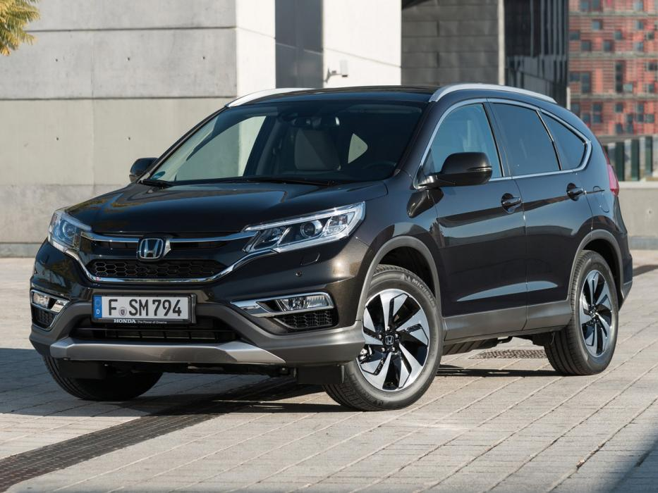 Honda CR-V 2012 2.2 i-DTEC 4x4 Executive - 0