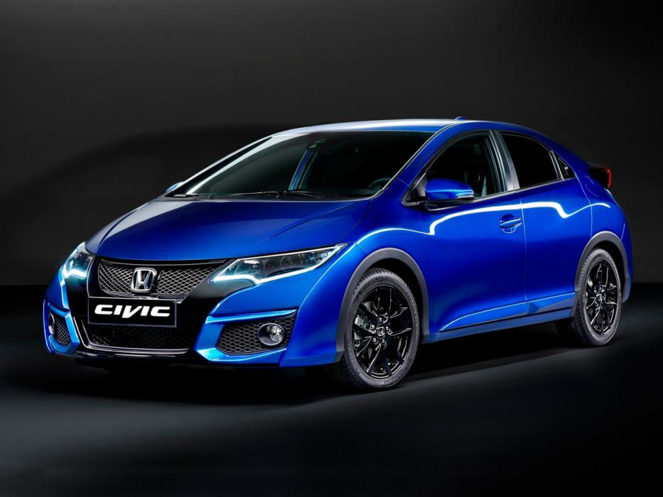 Honda Civic 5P 2015 - 0