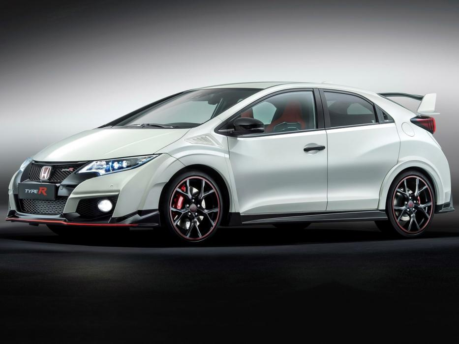 Honda Civic Type-R 2015 2.0 Turbo 310CV Type-R - 0
