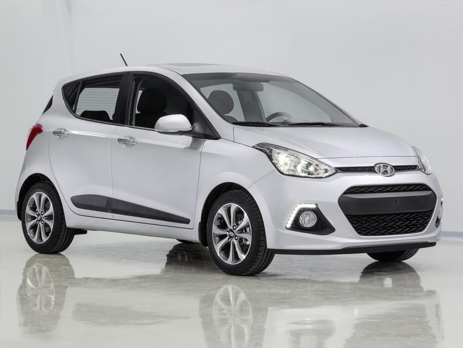 Hyundai i10 2013 1.2 MPi (87CV) AT TECNO - 0