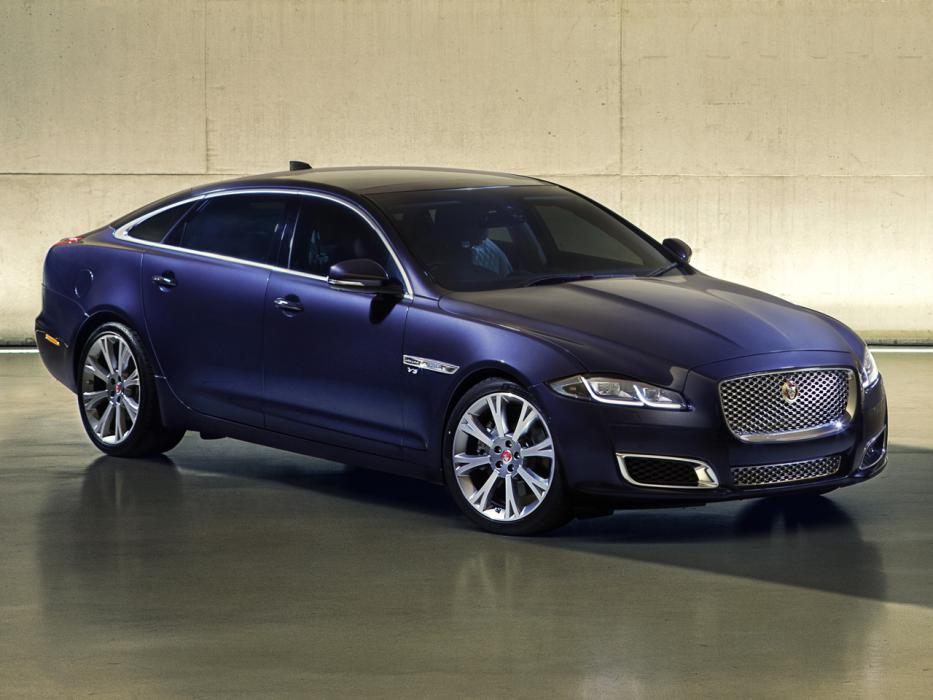 Jaguar XJ L 2013 3.0 V6 340CV Premium Luxury AWD - 0
