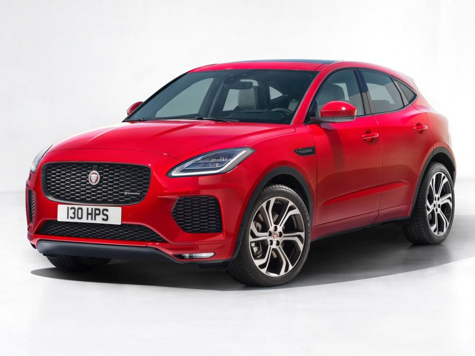 Jaguar E-Pace 2017 D180 AWD Manual R-Dynamic - 0