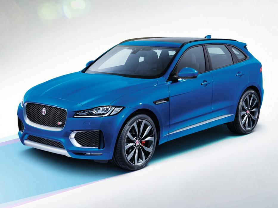 Jaguar F-Pace 2015 2.0 Turbodiésel 180CV AWD Manual Portfolio - 0