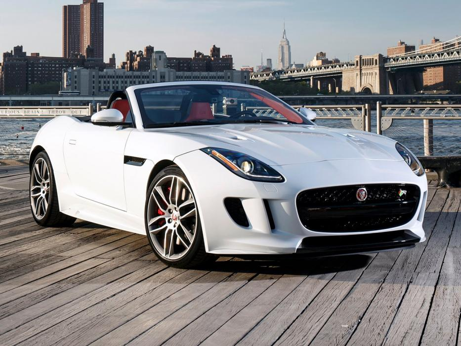 Jaguar F-Type Roadster R 2013 - 0