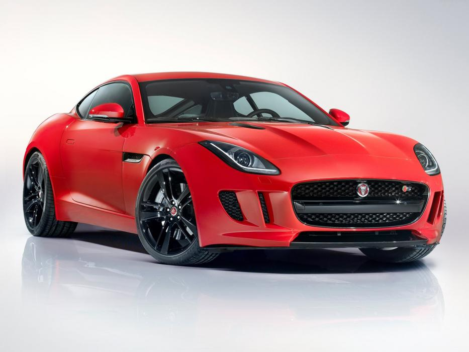 Jaguar F-Type Coupe 2013 2.0 i4 Turbo 300CV Automático - 0