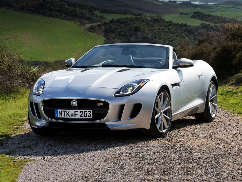 Jaguar F-Type Roadster 2013 3.0 V6 Supercharged 380CV Automático S - 0