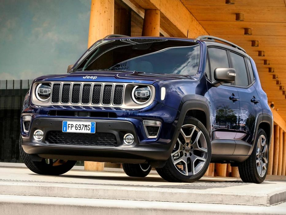 Jeep Renegade 2019 1.6 Multijet 120CV 2WD Limited - 0