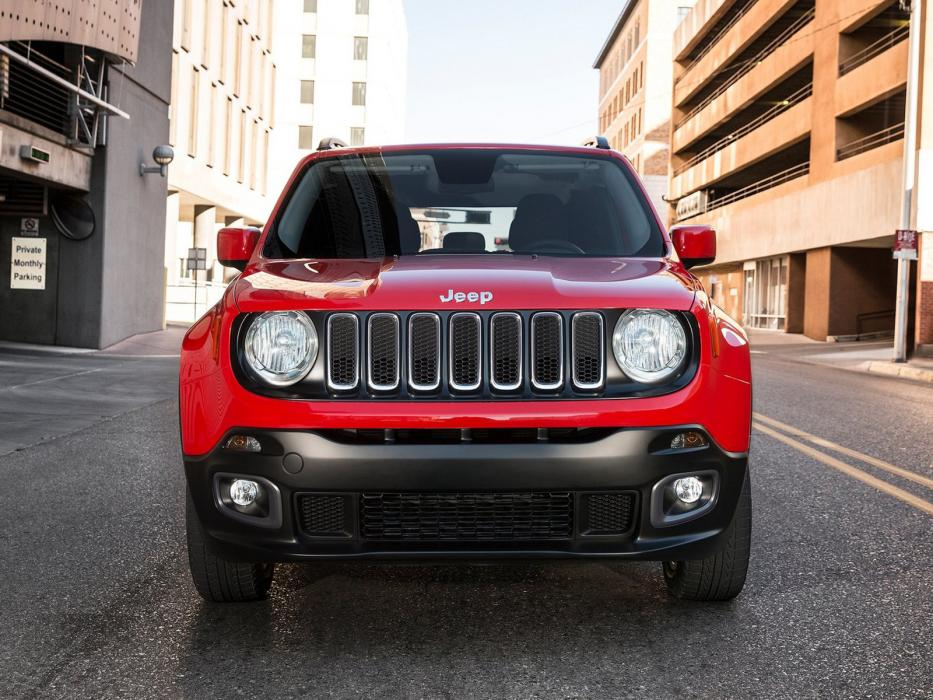 Jeep Renegade 2014 1.6 Multijet 120CV Longitude - 0