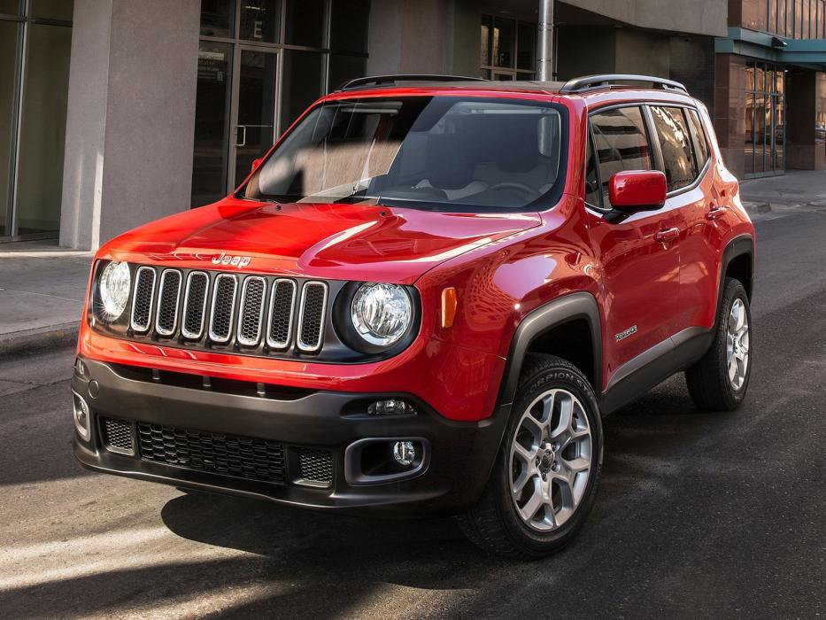 Jeep Renegade 2014 - 0