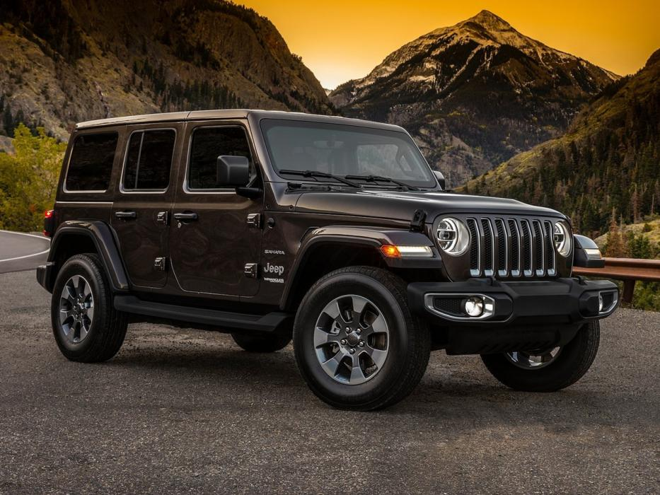 Jeep Wrangler Unlimited 2018 - 0