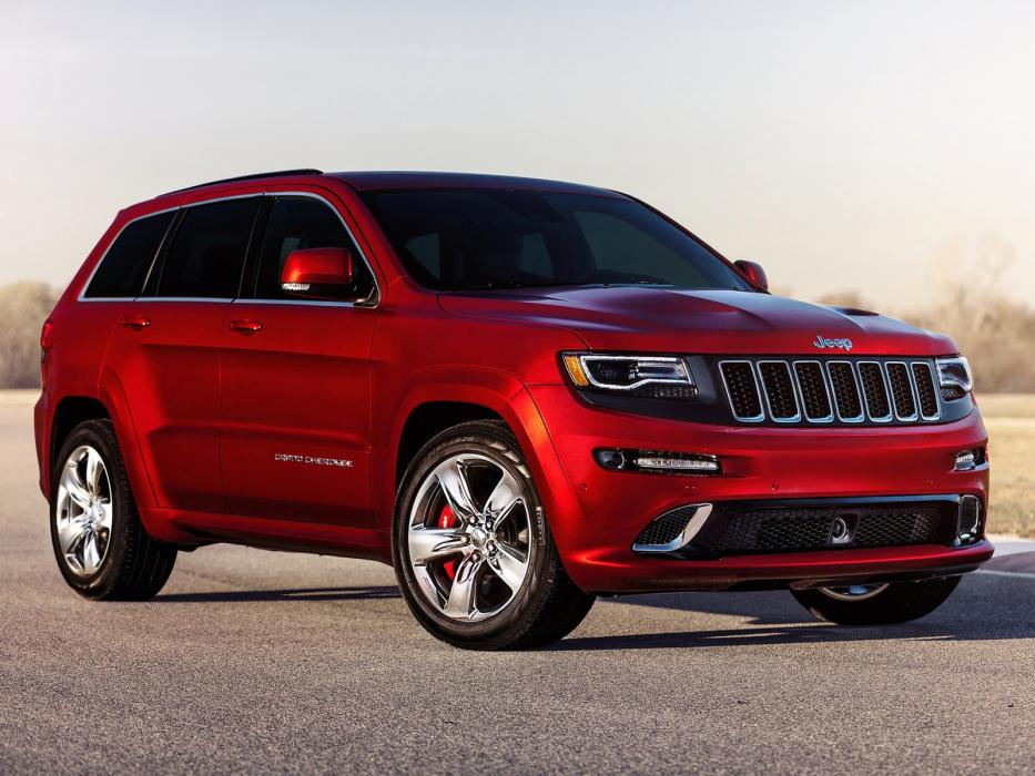 Jeep Grand Cherokee 2018 6.4 V8 HEMI 468CV SRT - 0