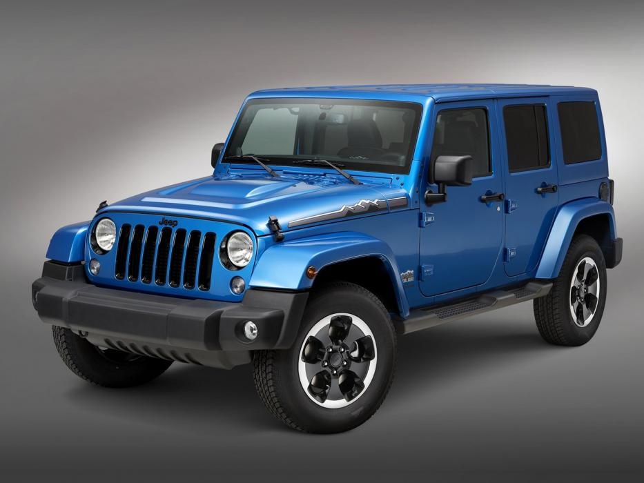 Jeep Wrangler Unlimited 2007 2.8 CRD SAHARA - 0