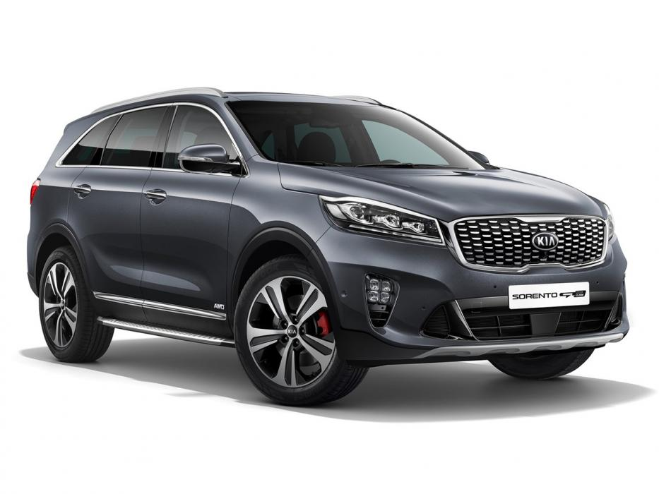 KIA Sorento 2017 2.2 CRDi 200CV AWD Emotion - 0