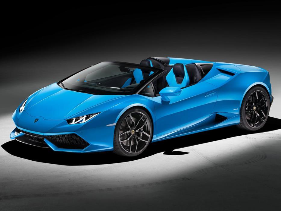 Lamborghini huracan performante precio