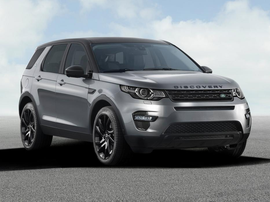 Land Rover Discovery Sport 2014 2.0 TD4 180CV 4WD HSE Automático - 0