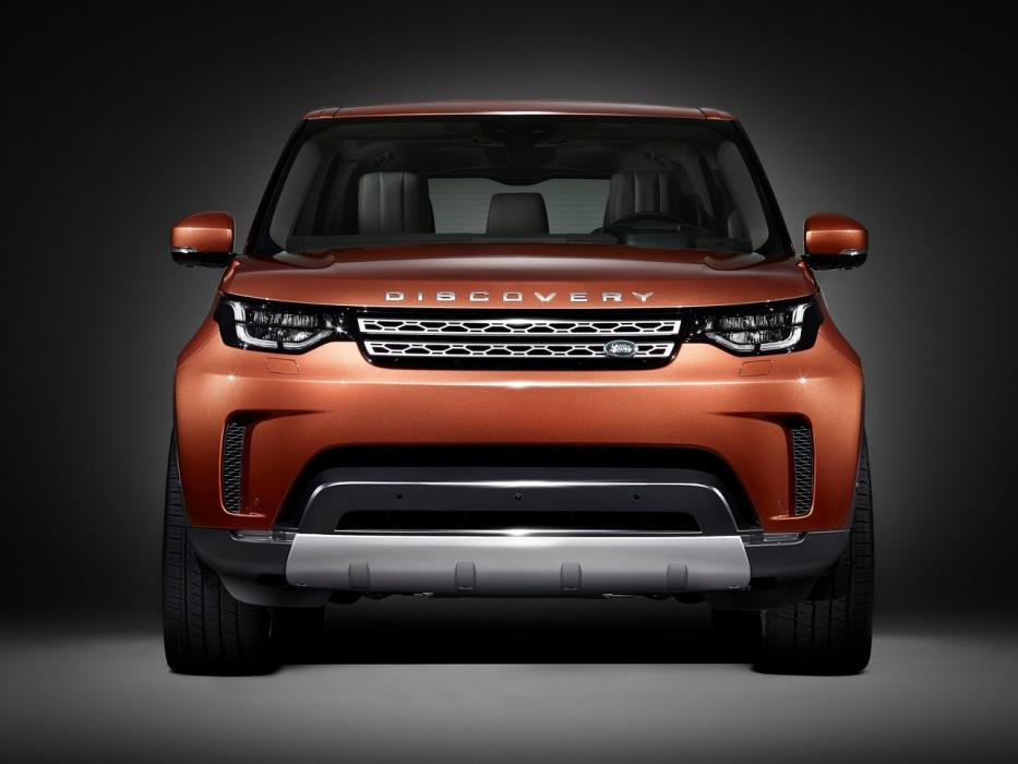 Land Rover Discovery 2018 - 0