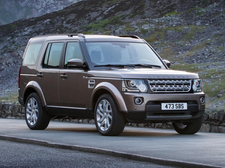 Land Rover Discovery 2009 3.0 TDV6 S - 0
