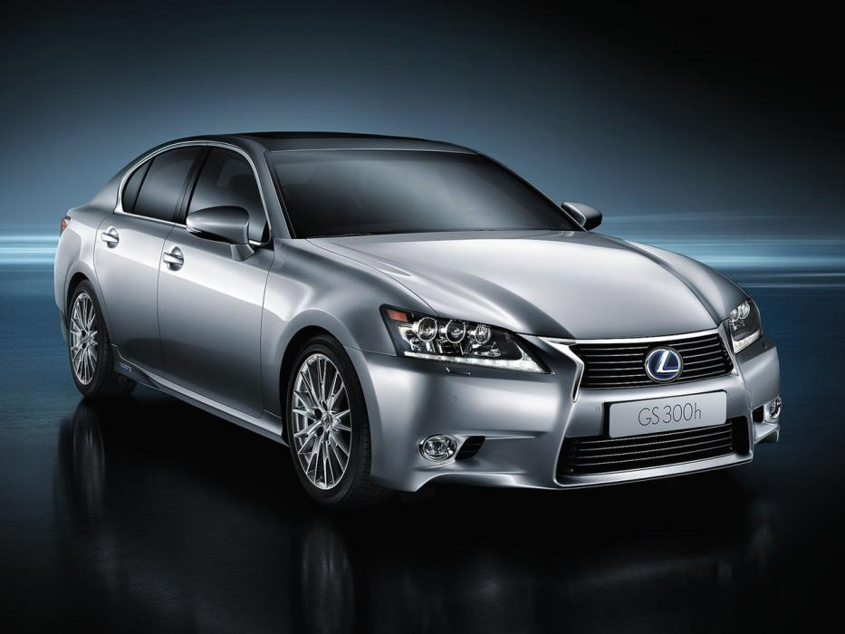 Lexus GS 2011 300h Executive - 0