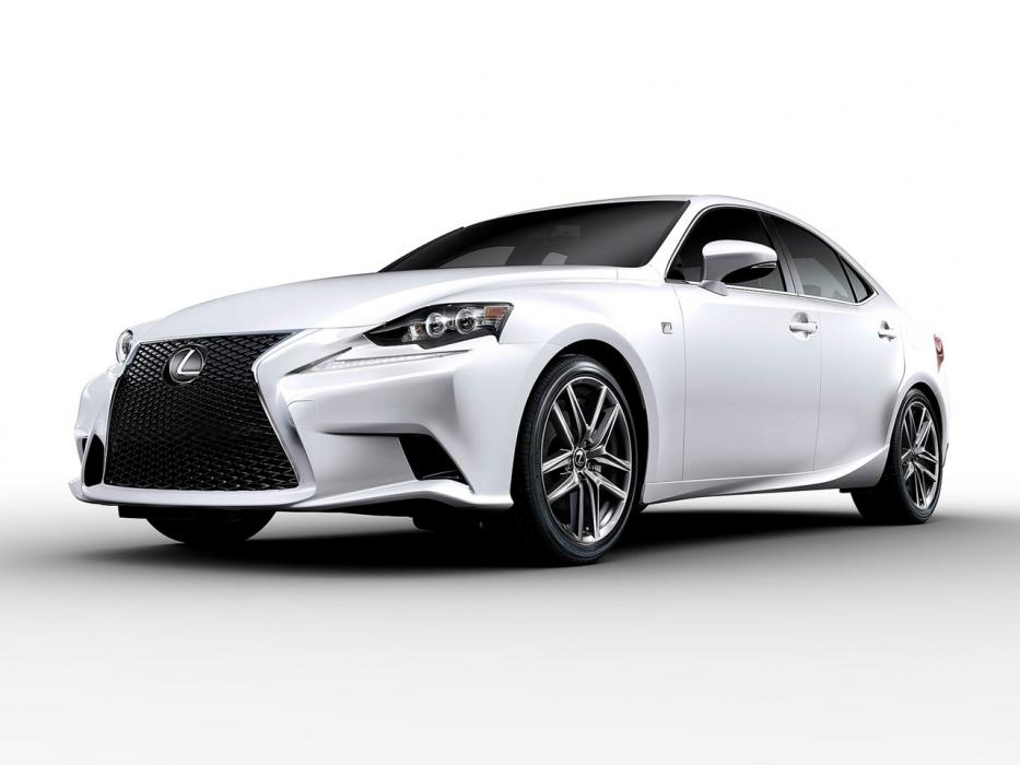 Lexus IS 2013 300h Hybrid Plus Safety (Ébano gris) - 0