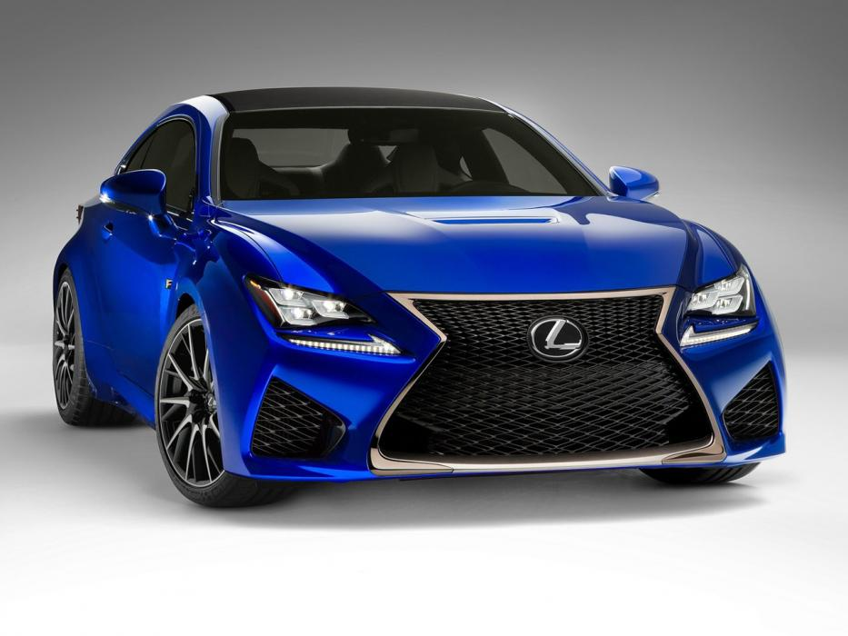 Lexus RC F 2014 5.0 V8 477CV Executive - 0