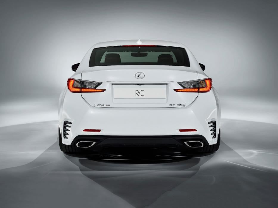 lexus rc 2014 300h f sport configurador de equipamiento. Black Bedroom Furniture Sets. Home Design Ideas