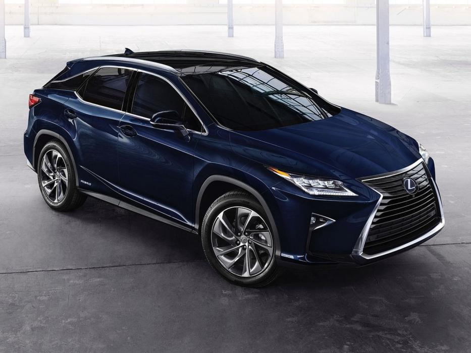 Lexus RX 2015 450h Business - 0